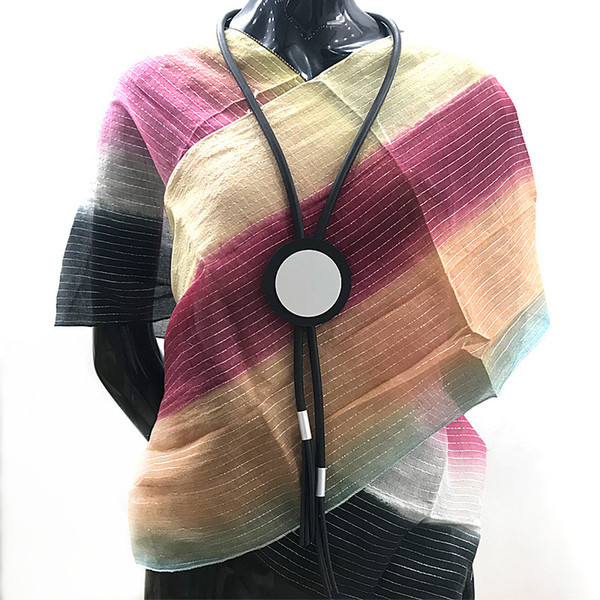 Woman Girl Bid Collar Charm Pendant Gift Choker Wide Necklace
