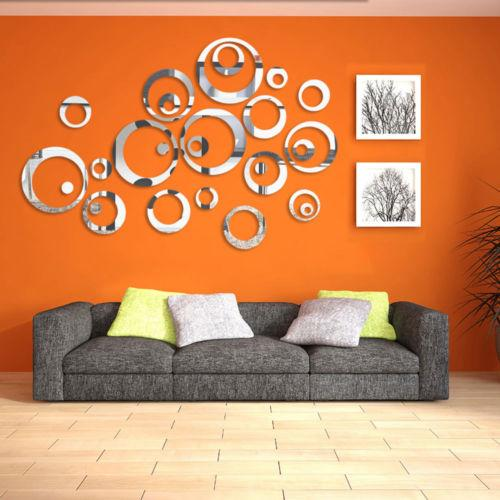 Removable Art Flower DIY Wall Sticker Decal Mural Home Room Decor