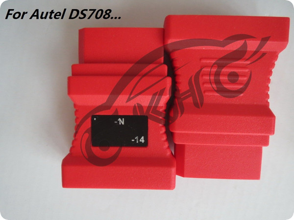 100% Original for Autel Maxisys DS708 for NISSAN -14 Adaptor Connector OBD OBDII