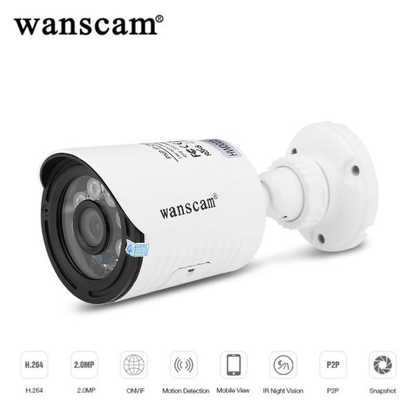 Wanscam IP Camera WiFi Outdoor 1080P HD Visione notturna P2P Monitoraggio telecamera di sorveglianza video sorveglianza wireless CCTV HW0022