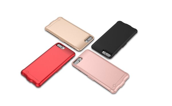 """7500mAh For iPhone 6/6s/7/8 (4.7"""")External Battery Power Case Bank Charger Backup Cover"""
