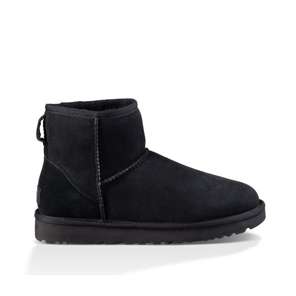 A19 Classic Mini Boot - Black