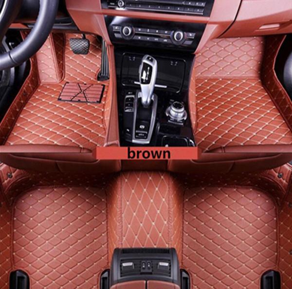 Anwendbar für Citroen C5 2007-2012 Limousine rutschfeste umweltfreundliche ungiftig Automatte