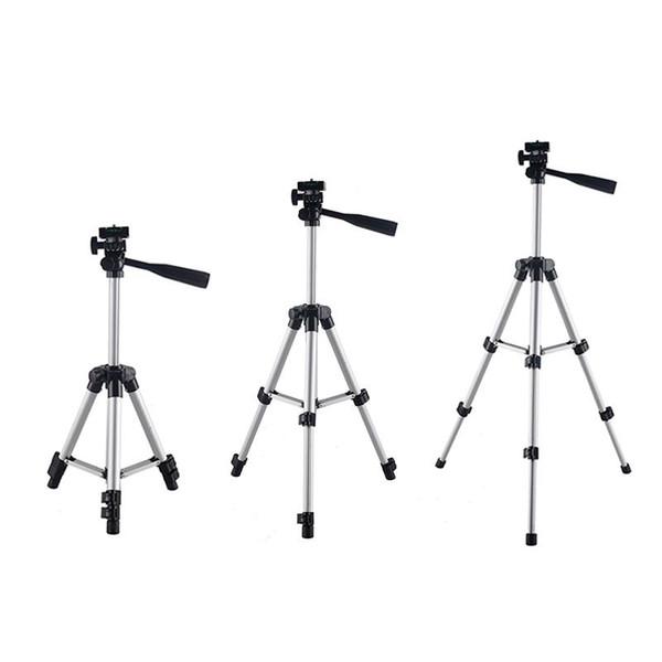 Outdoor Fishing Lamp Bracket Universal Portable Camera Accessories Telescopic Mini Lightweight Tripod Stand Hold ZZA282