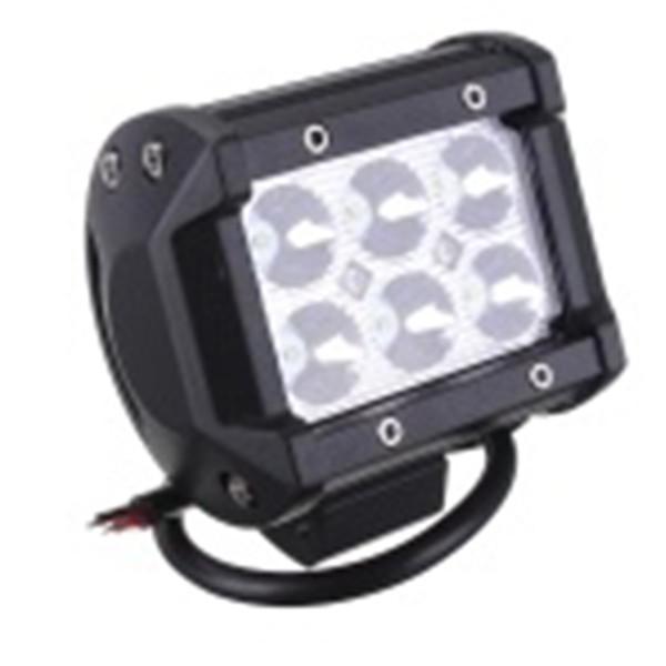 4 inch 18W LED Work Light Flood Spot Beam Offroad Driving 12V 24V 4x4 Pickup Truck Motorcycle Boat Tractor Barra Fog Lamp