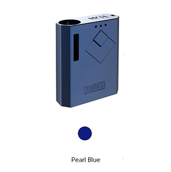 Pearl Blue.