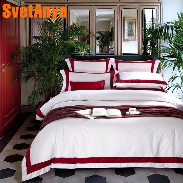 100 Egyptian Cotton Luxury Hotel Super, Hotel Bedding Sets Super King