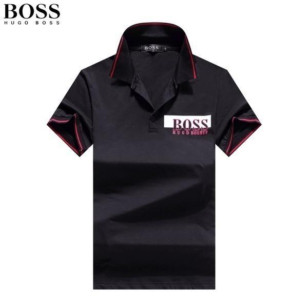 2019 new high-end fashion couple short-sleeved lapel T-shirt POLO shirt hc19515031