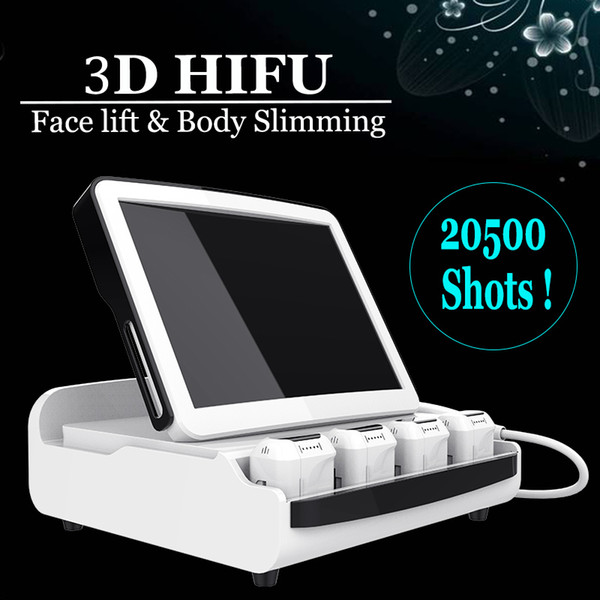 Medical Grade 3D Hifu Machine Face Lifting Facial Wrinkles Removal 20,500 Shots FDA Approved Hifu Ultrasound Machine