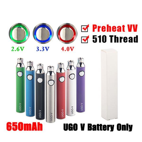 650mAh UGO V Battery Only