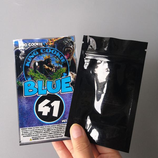 Roi biscuits sacs Bleu 41