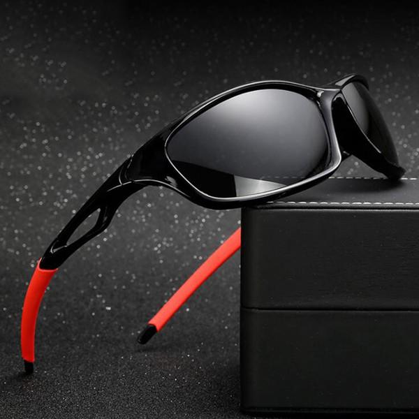 Mens Cycling Sunglasses Polarized Sport Sunglasses Men Brand Design Sun Glasses Super Light Oculos Gafas Ciclismo
