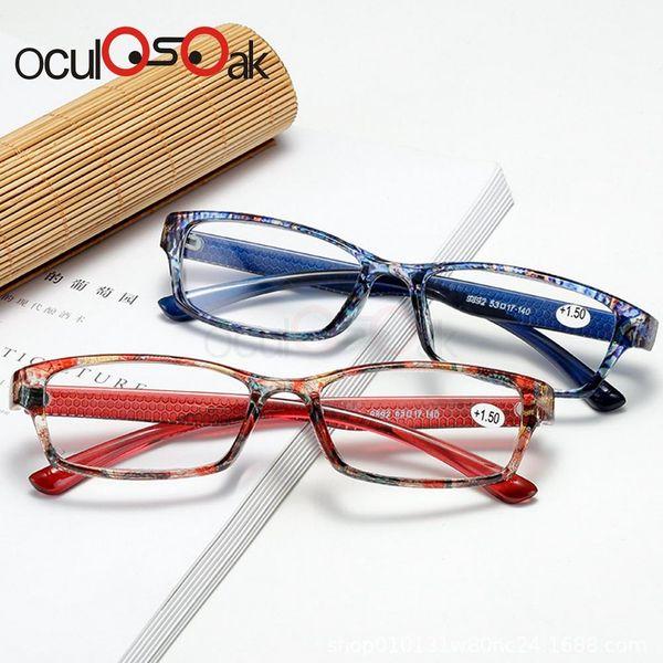 2019 Reading Glasses Unisex Diopter Glasses Male Reading Sunglasses Presbyopic Eyeglasses +1.0+1.5+2.0+2.5+3.0+3.5 +4.0
