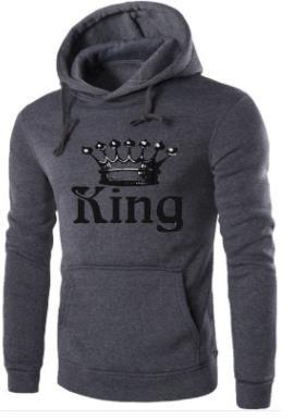 dark grey king