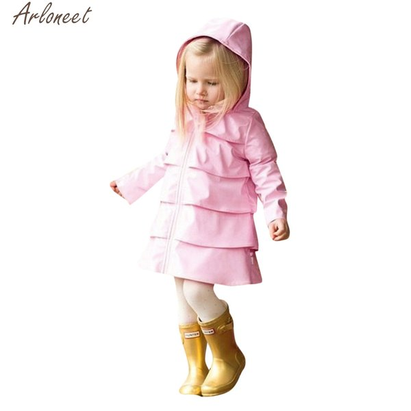 ARLONEET Toddler Kids Baby Boys Girls Jacket Windbreaker girl coat jacket for girls teenagers jackets