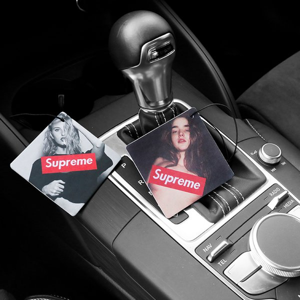 best selling Car Supplies Trendy SUP Fragrance Pendant Car Perfume Stand Decoration Multiple Styles Fit For Variety Occasions