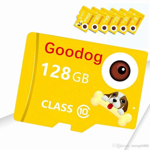 Gerçek Kapasite 128 GB ~ 64 GB hafıza kartı Sınıf 10 Mikro SD Kart TF Kart Microsd SDHC SDXC UHS-I