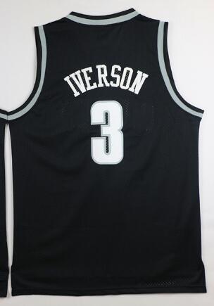 Iverson 3 Siyah Beyaz