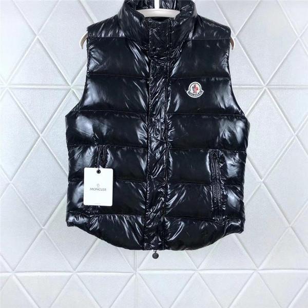 Wen Designer Gilets Veste Manteau de duvet à capuchon lumineux imperméables pour hommes et femmes Marque coupe-vent de luxe à capuche veste épaisse