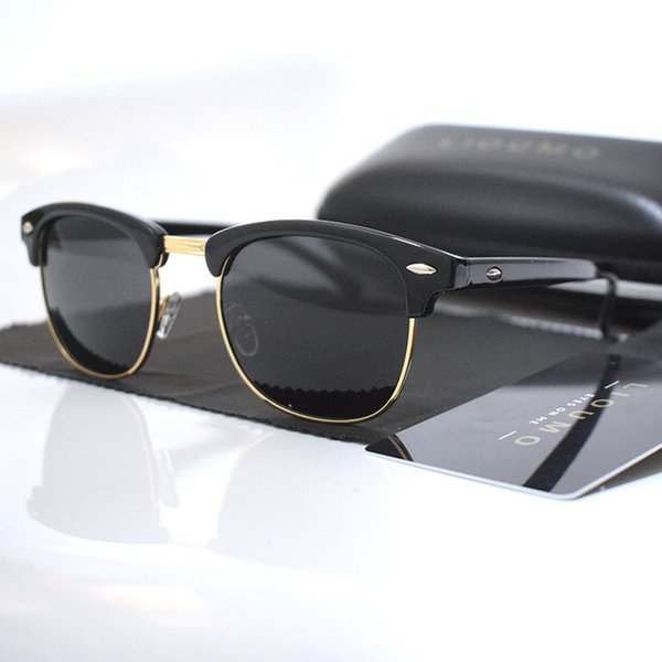 Lenses Color:A-black-Smooth black