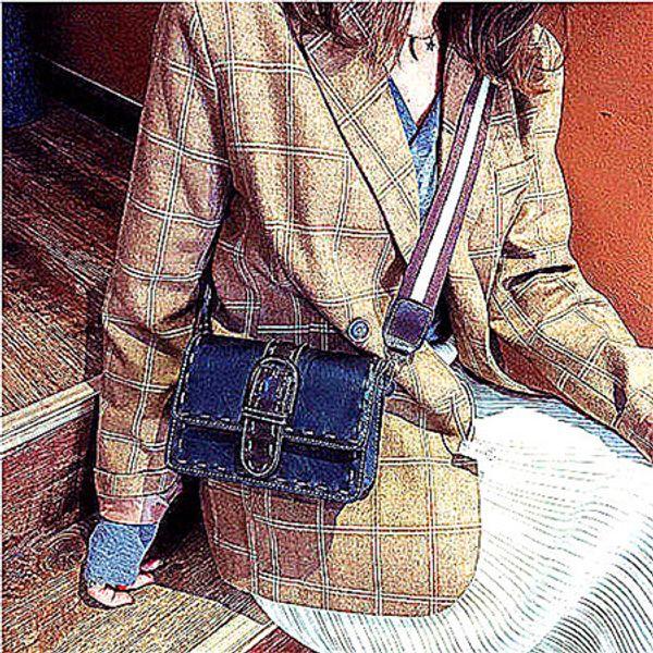 2019 Verano nuevo bolso pequeño femenino Nueva versión coreana de la moda de la marea salvaje diagonal cruzada bolsa bandolera bandolera 0415955