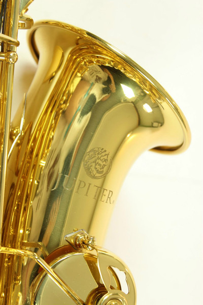 JUPITER JAS-1100 New Arrival Alto E Flat Saxophone Brass Gold Lacquer Musical Instrument Sax Eb Tune with Case Mouthpiece Accessories