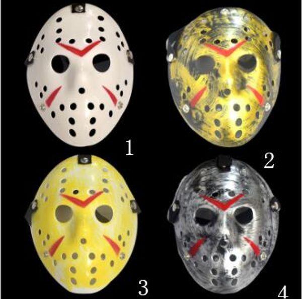 100шт больше типа черная пятница нет.13 Jason Voorhees Фредди хоккейный фестиваль Хэллоуин маскарад маска (взрослый размер) 100gram lin4672