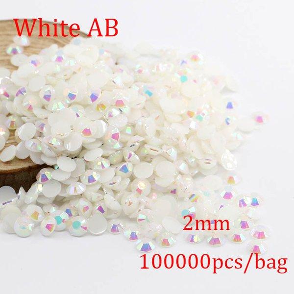 2mm:100000pcs/bag