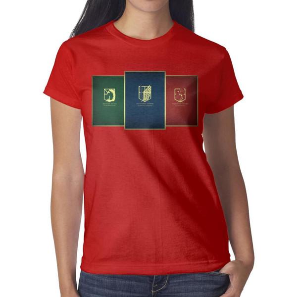 Projeto das mulheres ataque de impressão em titã filme filme camiseta vermelha impressão camiseta undershirt legal superhero campeão camisas impresso camiseta cr