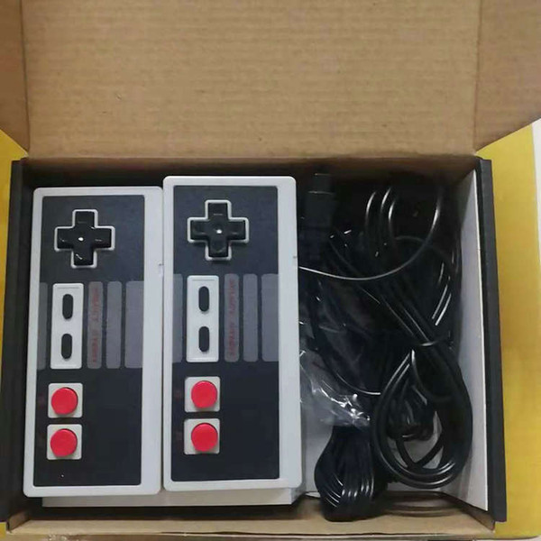 Nes Game Consoles With 620 Classic Games Mini TV Video Games Handheld Console Retro Player For PAL NTSC With Retail Box