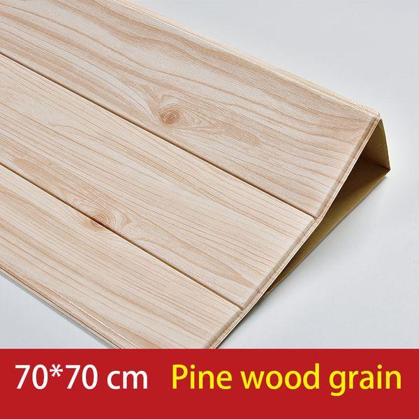Grão de madeira de pinho