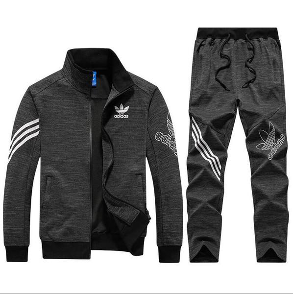 Homens e mulheres Sportswear E Moletons Outono Inverno Basculador Terno Dos Esportes Dos Homens Ternos Suores Fatos de Treino Tamanho L-4XL hf8863