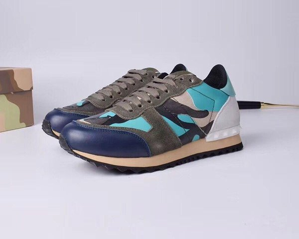 ГОРЯЧИЕ Новые воздухопроницаемые сетчатые ботинки Balsen Lovers Мода повседневная обувь Высокое качество человек дизайнер квартиры обувь тренера Свободный корабль hy18032305
