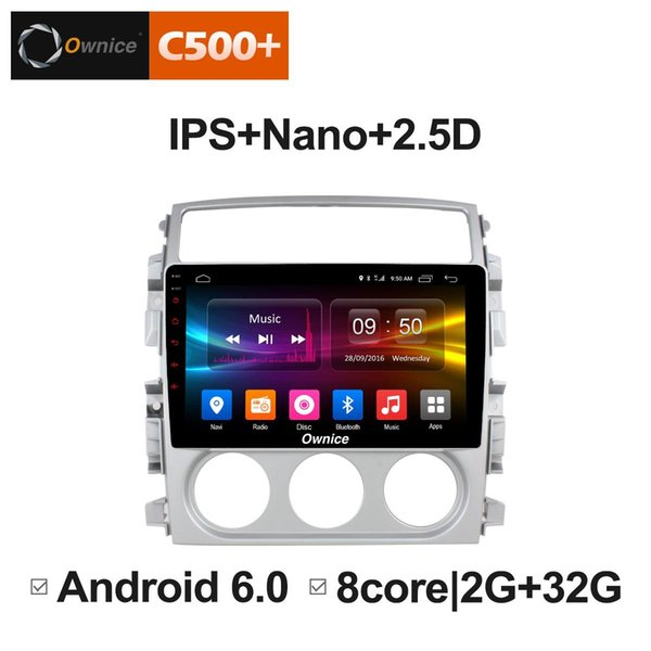 """9"""" 2.5D Nano IPS Screen Android Octa Core/4G LTE Car Media Player With GPS RDS Radio/Bluetooth For Suzuki LIANA 2007-2013 #5867"""
