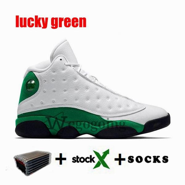 3-lucky green