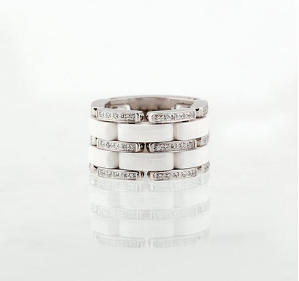화이트 세라믹 / 다이아몬드