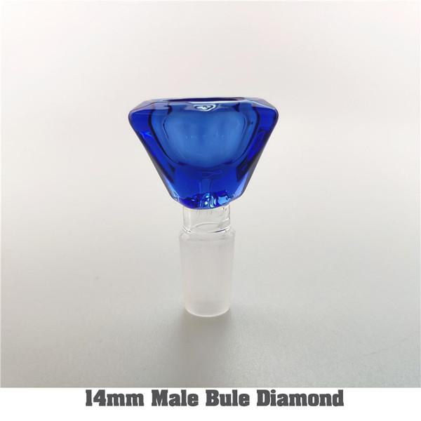 14mm masculino Bule diamante