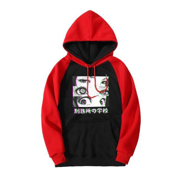 Preto vermelho 6
