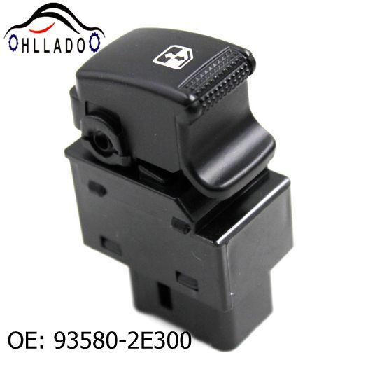 best selling HLLADO New Car Power Window Switch 93580-2E300 935802E300 For H yundai T ycson Electric Master Control Window Switch High Quality