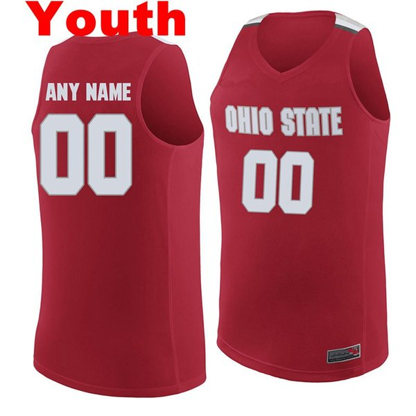 Youth red white