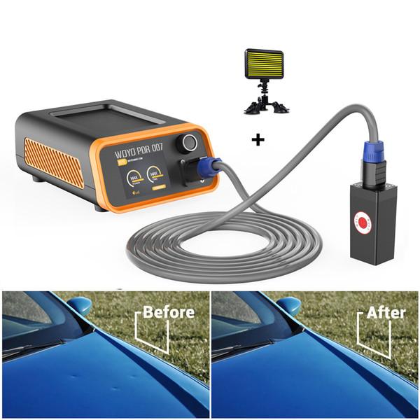 PDR-007 Auto Car Body Repair tool Kits Dent Removal Kits Sheet Metal Tools Repair HOTBOX PDR tools