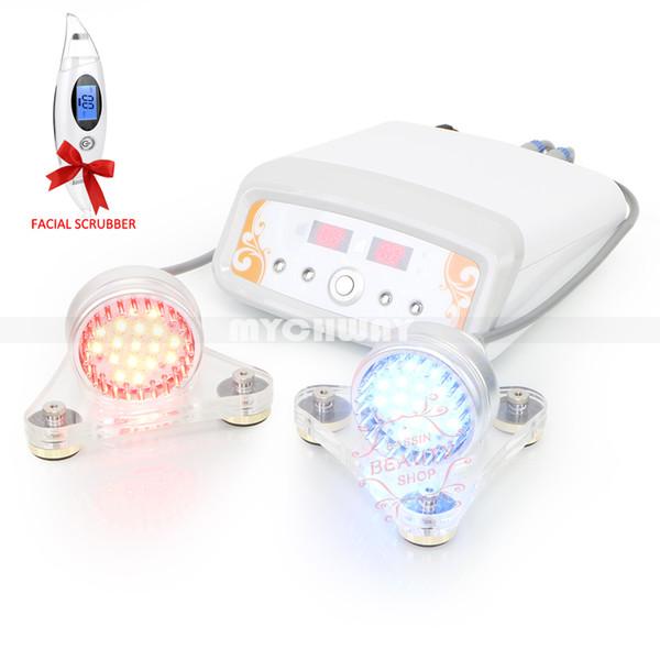 Hot new product terapia rejuvenescimento da pele com 7 cores máquina para uso doméstico presente limpeza massager da remoção da pele morta frete grátis