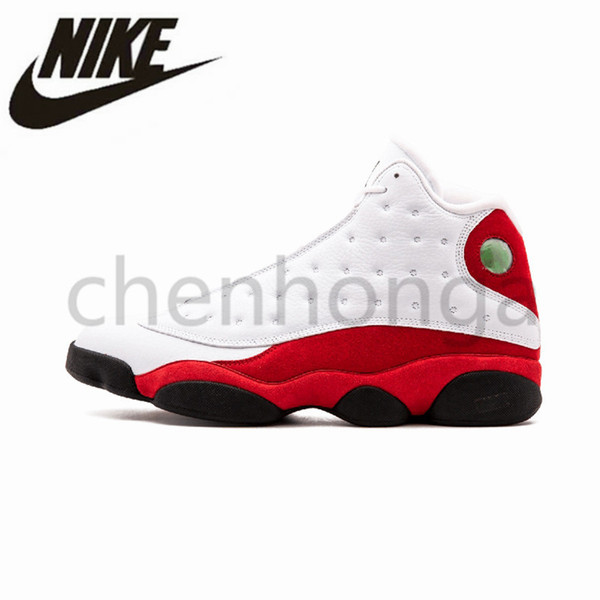 new arrival 9b1b0 0a527 Sport Nike Air Jordan Retro 13 XIII Men Basketball Shoes Melo Jordans Airs  Retros 13s XIII Altitude Bred Athletic Athletic Sport Sneaker Chicago White  ...