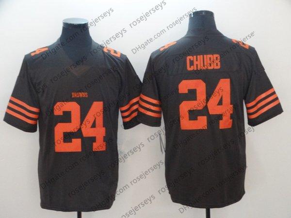 Jonc de 24 Chubb Brown