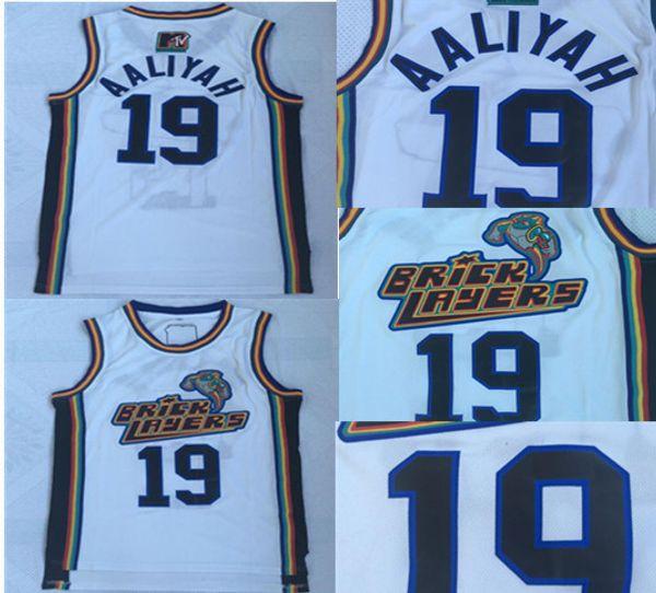 Will Smith 33 Basketball Jersey M TV First Jock B-Ball Jam Men Blue Annual Rock