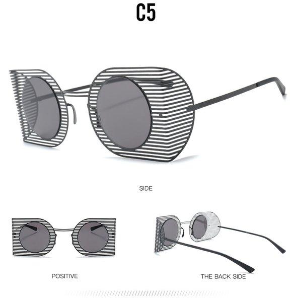 C5 preto / cinza