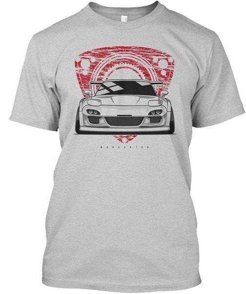 Mens designer t shirt camisa rotativa Fd3s Tagless popular Tee T-shirt