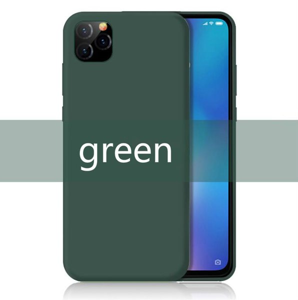 For iphone11pro max new apple xs max 7/ 8 6s new liquid silicone goophone