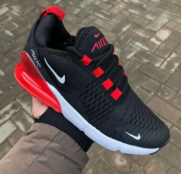 Preto / vermelho (tamanho 40-45)