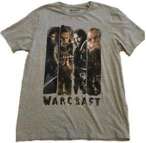 Harajuku Entertainment Inc T-shirt Gris Homme WarHarajuku Taille M, G17